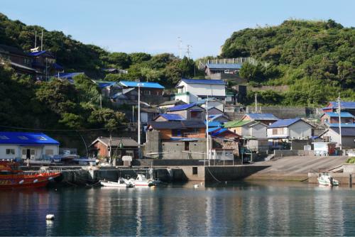 海界の村を歩く 鵜来島(高知県)_d0147406_05170943.jpg