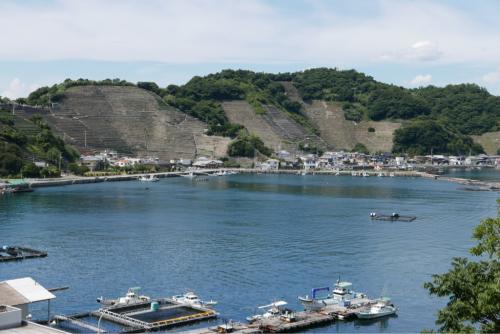 海界の村を歩く 鵜来島(高知県)_d0147406_05330707.jpg