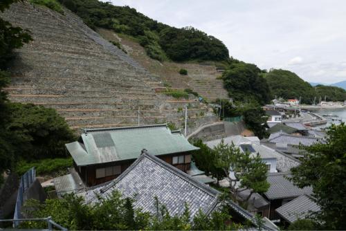 海界の村を歩く 鵜来島(高知県)_d0147406_05422580.jpg
