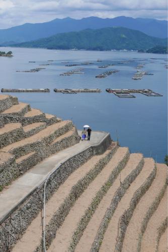 海界の村を歩く 鵜来島(高知県)_d0147406_05422649.jpg