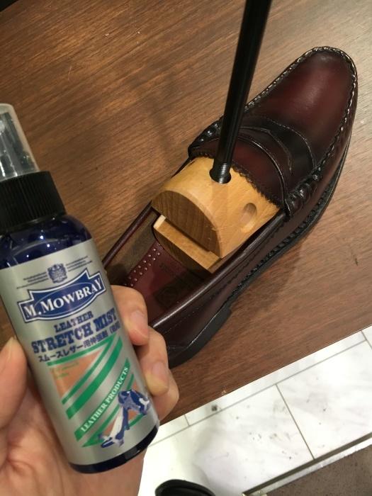 革靴で甲が痛い_b0226322_10290381.jpg