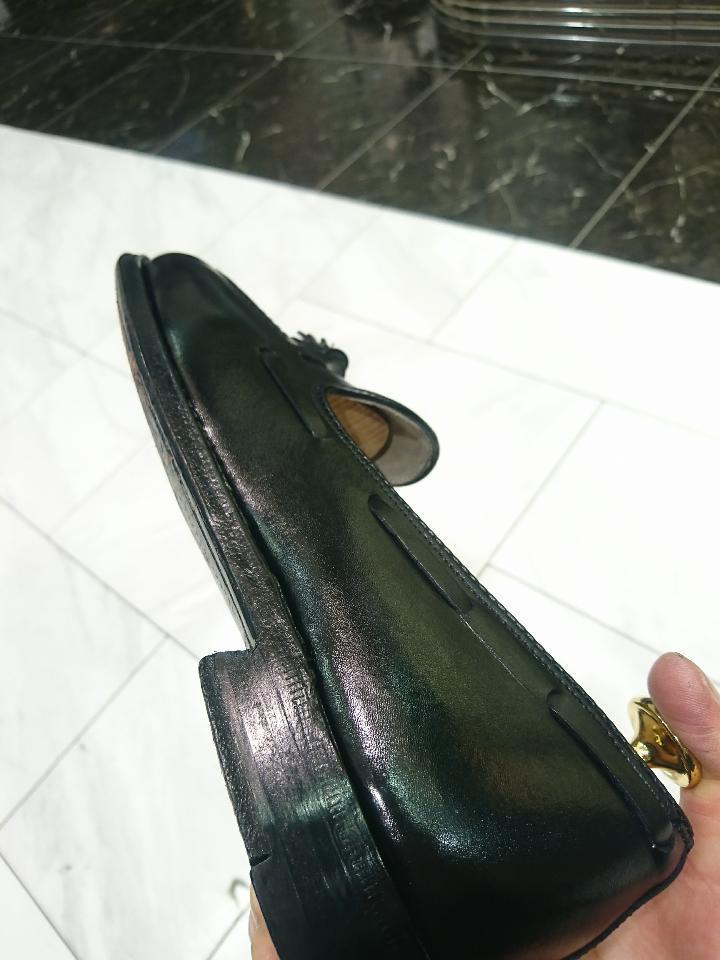 革靴のコバも専用クリームでお手入れできますよ!_b0226322_15044217.jpg