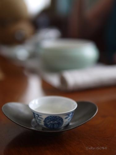 白いお花と中国茶_a0169924_20193918.jpg