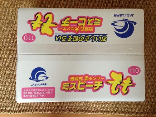 『ふくしまの桃』_f0259324_16131010.jpg