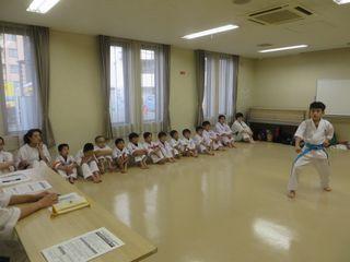 YC琴似教室・宮の沢教室・八軒教室 夏期昇級審査会_c0118332_20132128.jpg