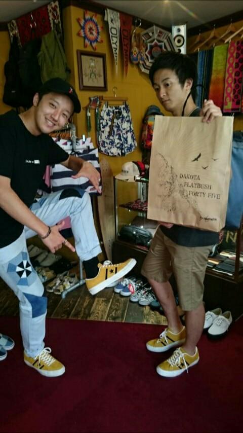 さすが靴下の魔術師。_c0167336_2012228.jpg