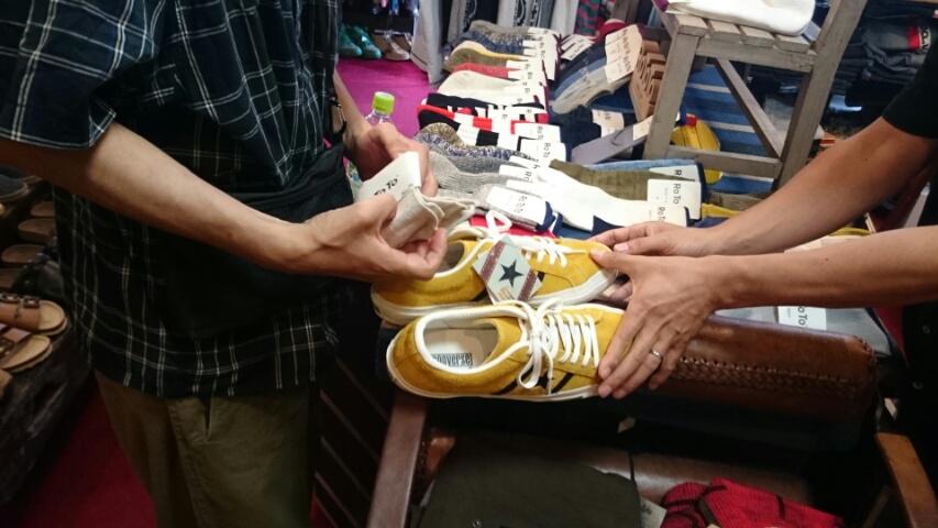 さすが靴下の魔術師。_c0167336_2012388.jpg