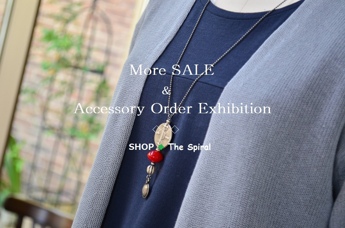"""More SALE & Accessory Order Exhibition...7/29sat\""_d0153941_16284399.jpg"