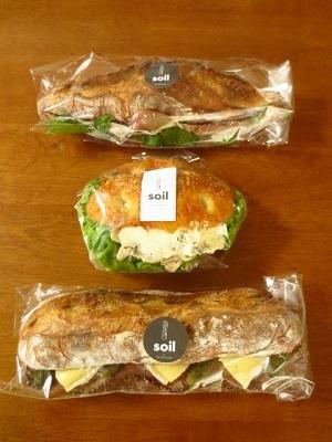 soilのサンドイッチ3種@横須賀県立大学_f0231189_16554437.jpg
