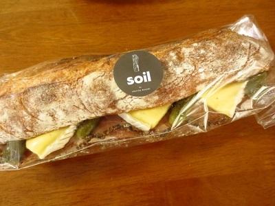 soilのサンドイッチ3種@横須賀県立大学_f0231189_16571241.jpg