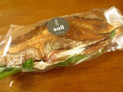 soilのサンドイッチ3種@横須賀県立大学_f0231189_16572442.jpg