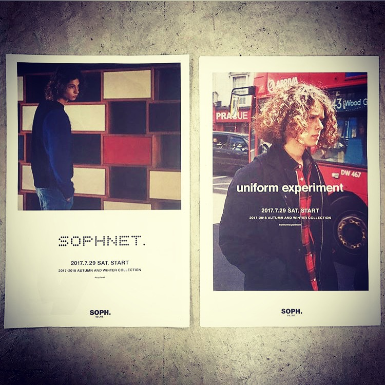 SOPHNET. 2017 A/W COLLECTION START ITEMS._c0079892_21285899.jpg