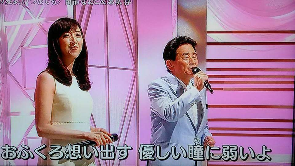 本日夜8時からBSジャパン(7Ch)で歌います!!_e0119092_14053318.jpg