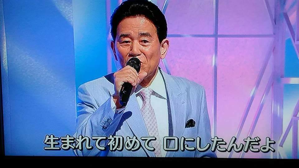 本日夜8時からBSジャパン(7Ch)で歌います!!_e0119092_14062864.jpg