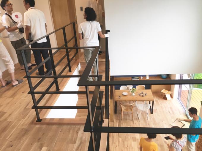 OPEN HOUSE2日目_e0149215_21445137.jpg