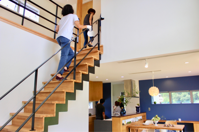 OPEN HOUSE2日目_e0149215_21445234.jpg