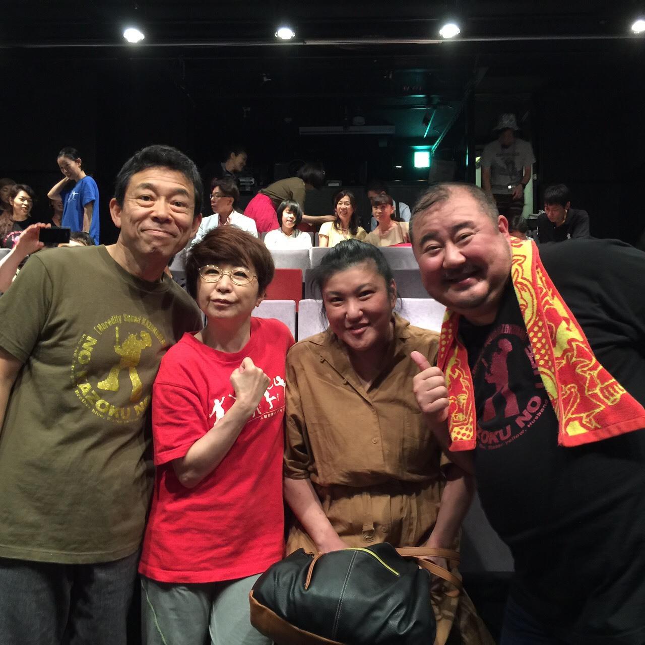 「カゾクマン」東京公演 無事終了_a0163623_23182426.jpg