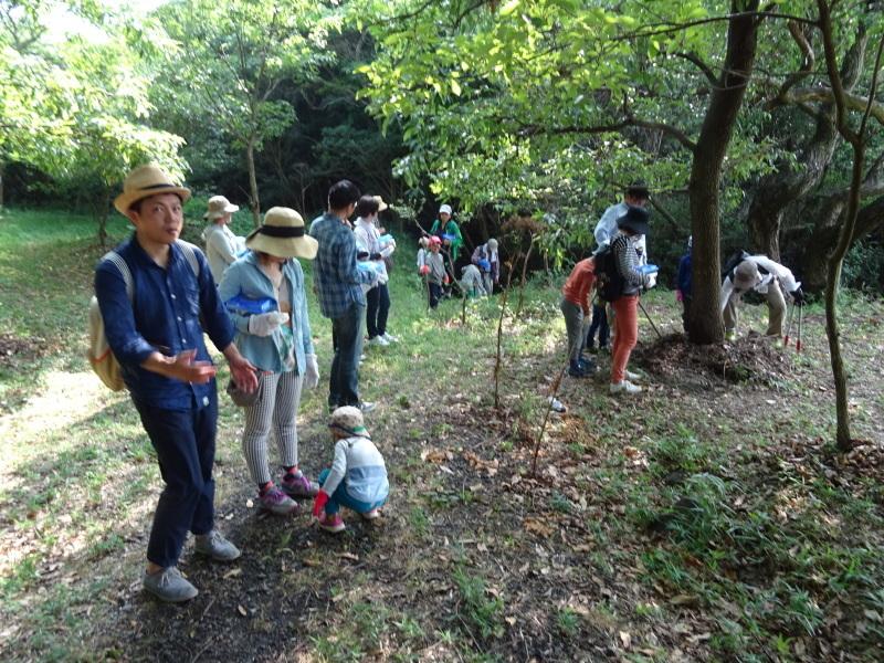 ZooCan企画「うみべの森で里山体験」_c0108460_23310377.jpg
