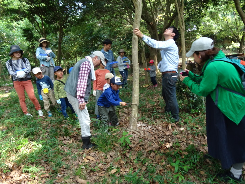 ZooCan企画「うみべの森で里山体験」_c0108460_23324491.jpg