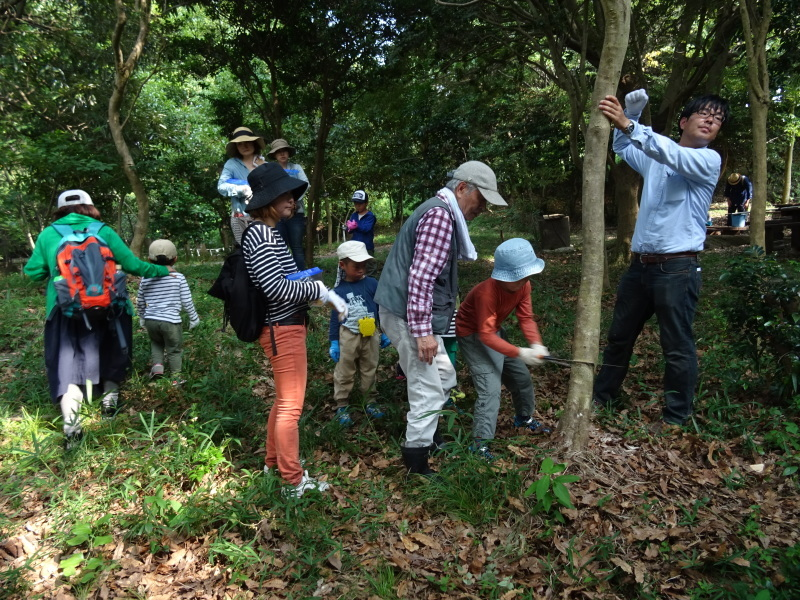 ZooCan企画「うみべの森で里山体験」_c0108460_23333083.jpg