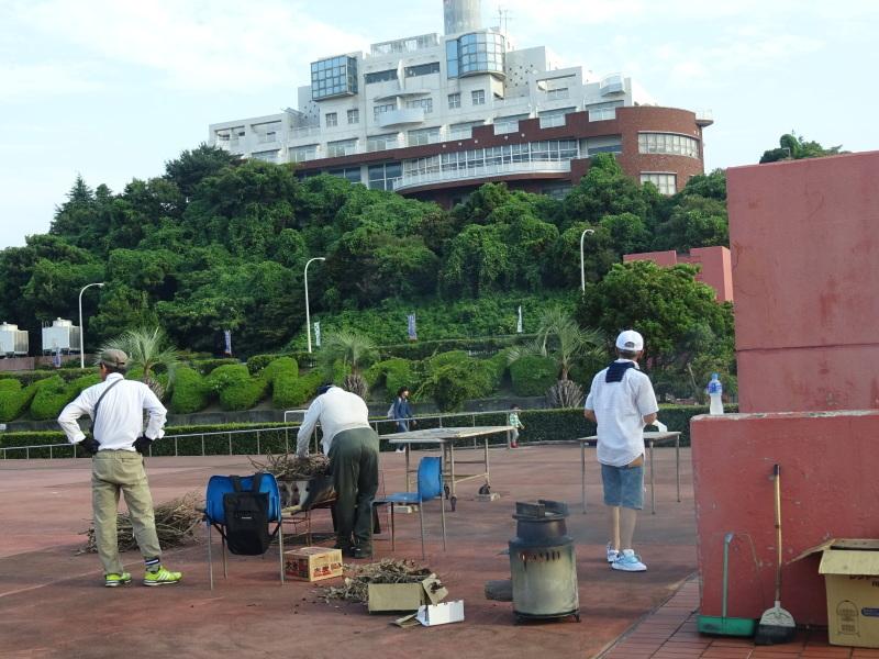 ZooCan企画「青少年海洋センター」でBBQ_c0108460_23525722.jpg