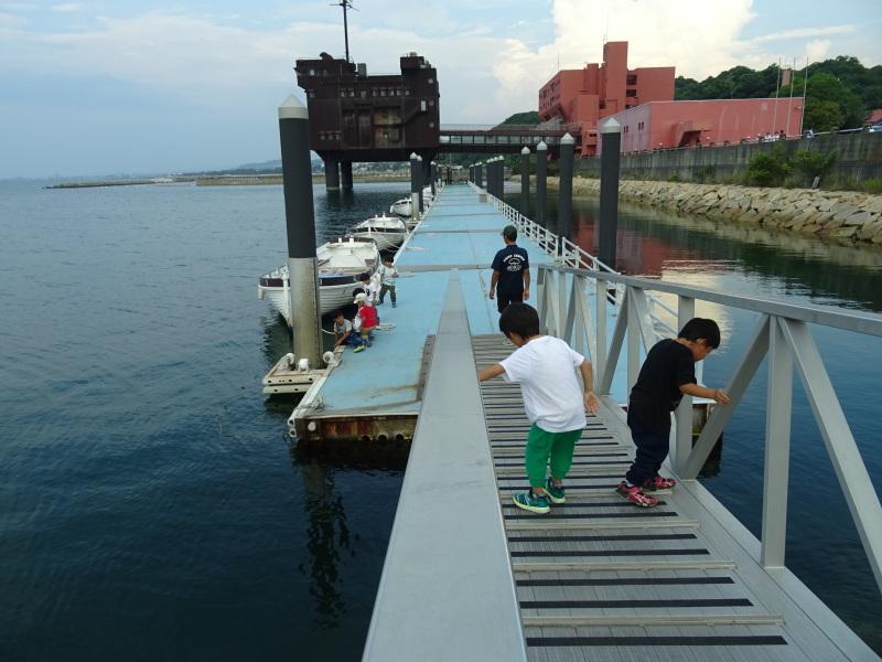 ZooCan企画「青少年海洋センター」でBBQ_c0108460_23530010.jpg