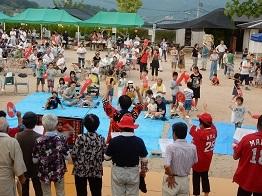 ご近所の夏祭り_e0175370_16254211.jpg