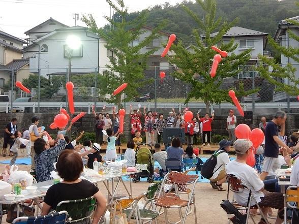 ご近所の夏祭り_e0175370_16255010.jpg