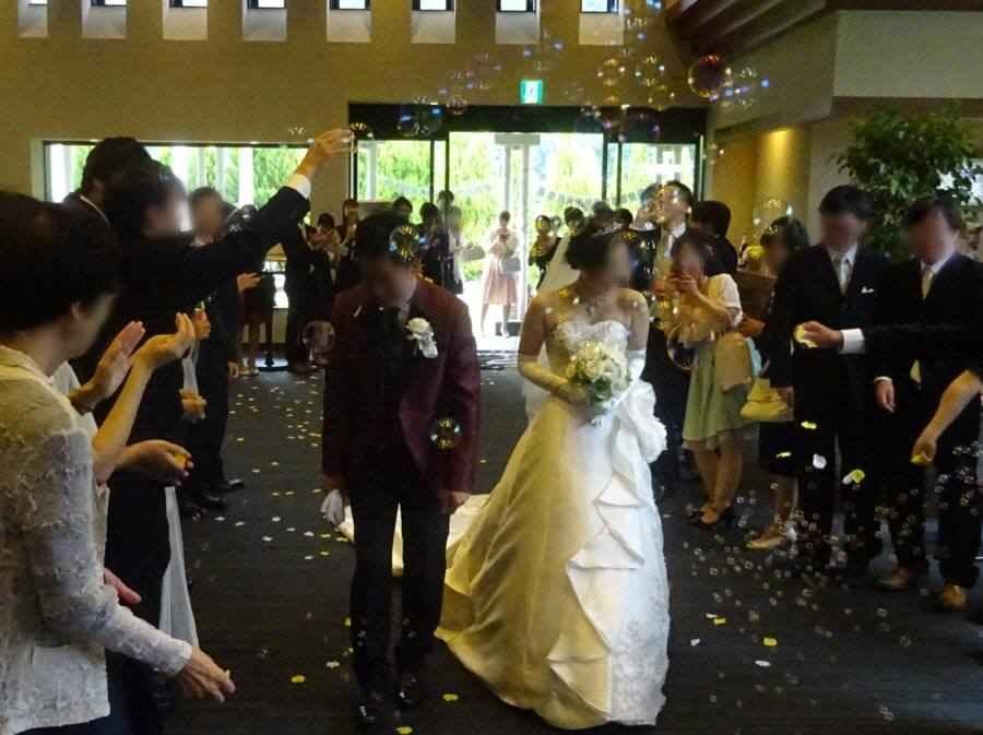 娘の結婚式_f0059673_08425635.jpg