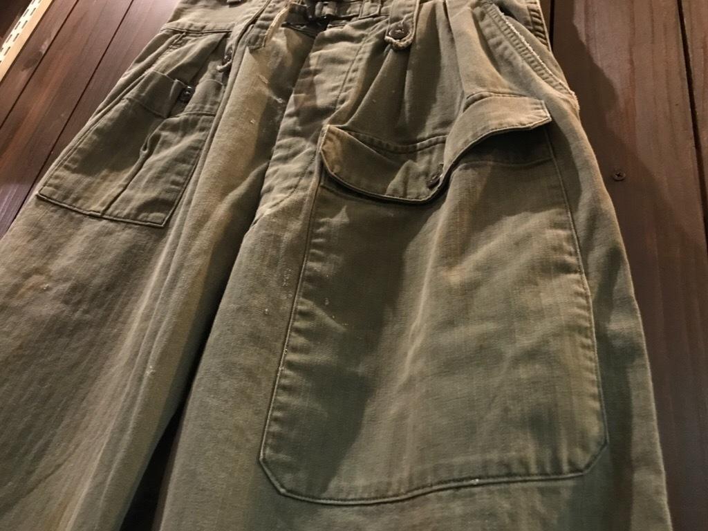 神戸店8/2(水)ヴィンテージ入荷! #1WWⅡ War Aid Jungle Pants! US.Army Item!!!_c0078587_15355111.jpg