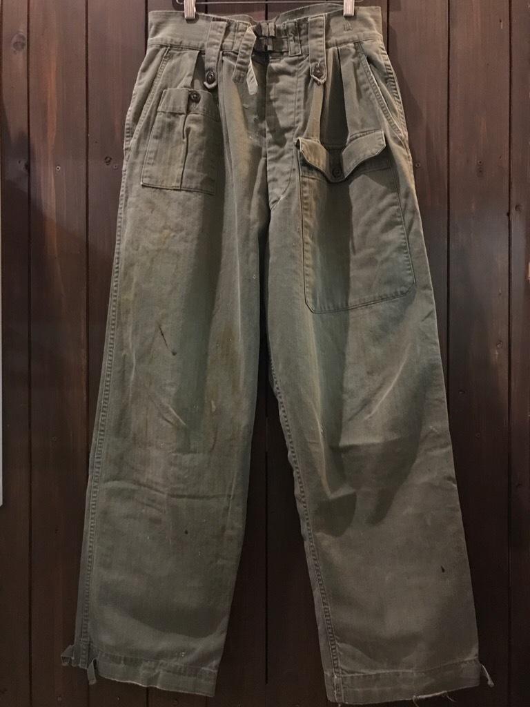 神戸店8/2(水)ヴィンテージ入荷! #1WWⅡ War Aid Jungle Pants! US.Army Item!!!_c0078587_15355275.jpg