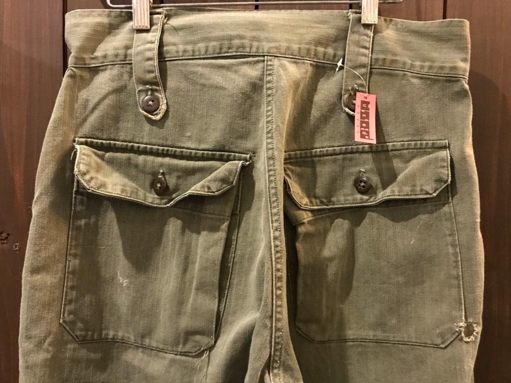 神戸店8/2(水)ヴィンテージ入荷! #1WWⅡ War Aid Jungle Pants! US.Army Item!!!_c0078587_15405429.jpg
