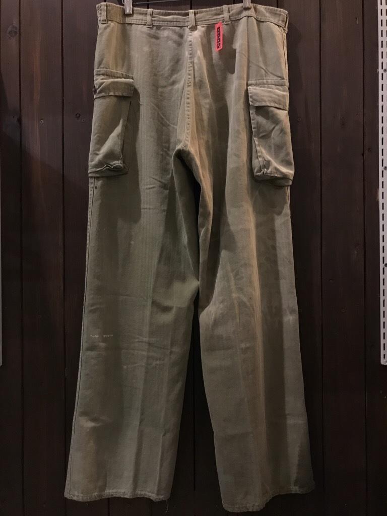 神戸店8/2(水)ヴィンテージ入荷! #1WWⅡ War Aid Jungle Pants! US.Army Item!!!_c0078587_15491305.jpg