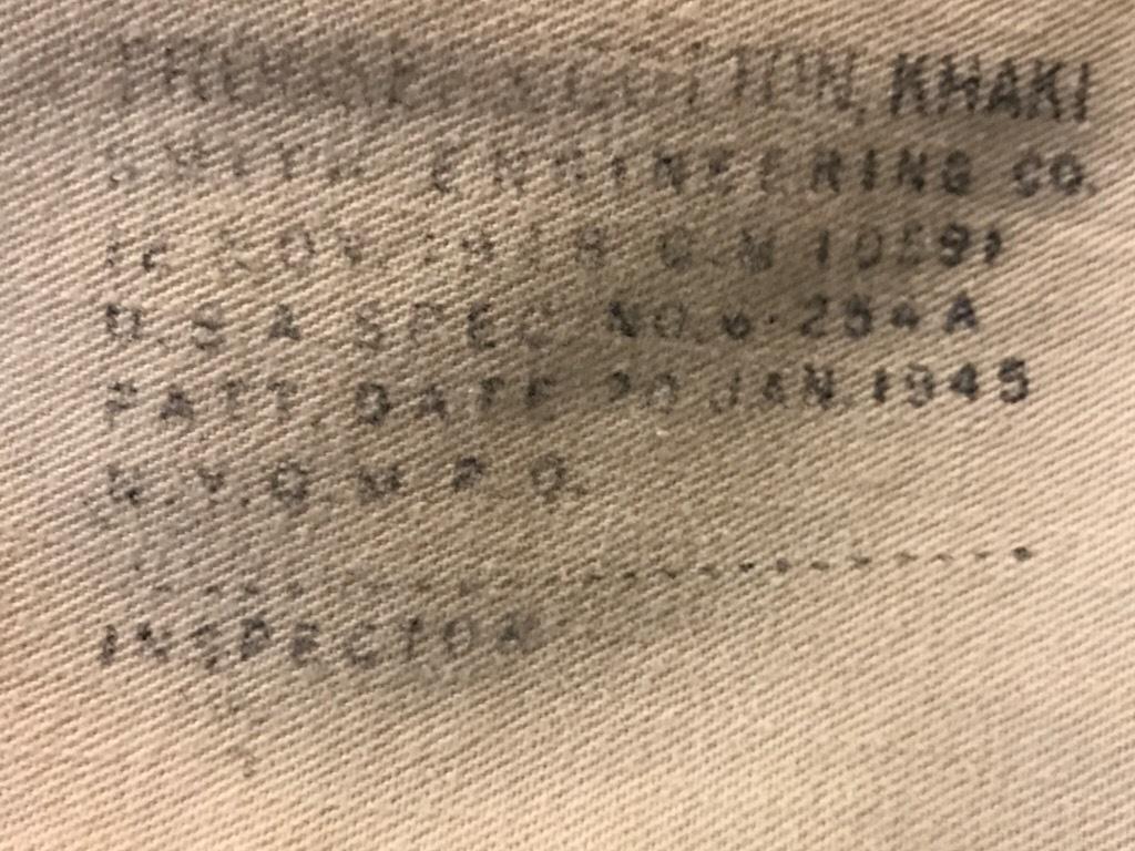 神戸店8/2(水)ヴィンテージ入荷! #1WWⅡ War Aid Jungle Pants! US.Army Item!!!_c0078587_15552674.jpg