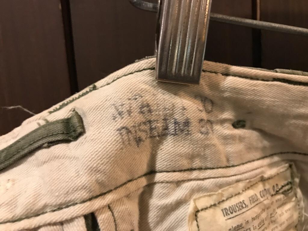 神戸店8/2(水)ヴィンテージ入荷! #1WWⅡ War Aid Jungle Pants! US.Army Item!!!_c0078587_15573607.jpg
