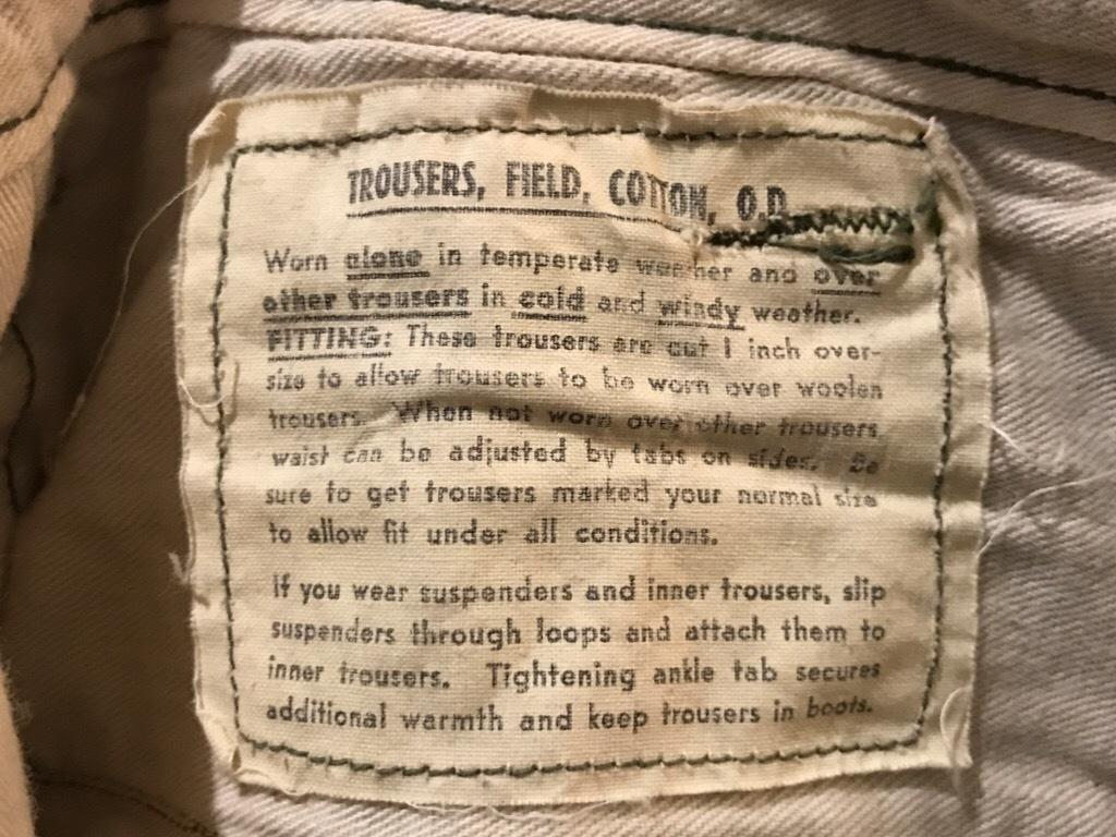 神戸店8/2(水)ヴィンテージ入荷! #1WWⅡ War Aid Jungle Pants! US.Army Item!!!_c0078587_15573658.jpg