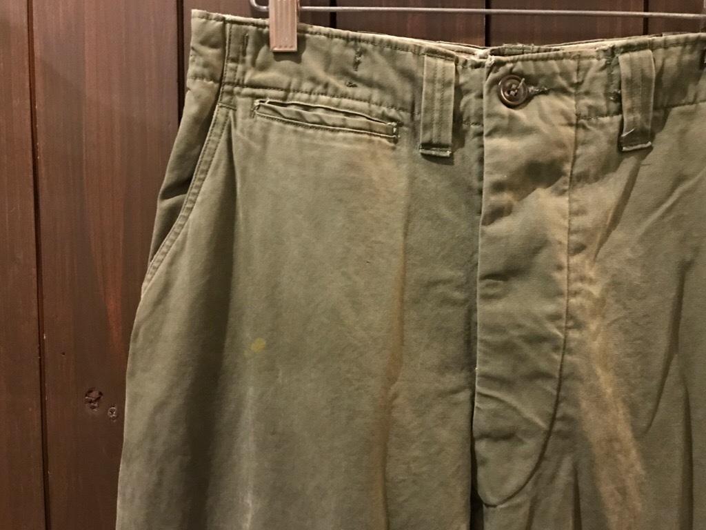 神戸店8/2(水)ヴィンテージ入荷! #1WWⅡ War Aid Jungle Pants! US.Army Item!!!_c0078587_15573720.jpg