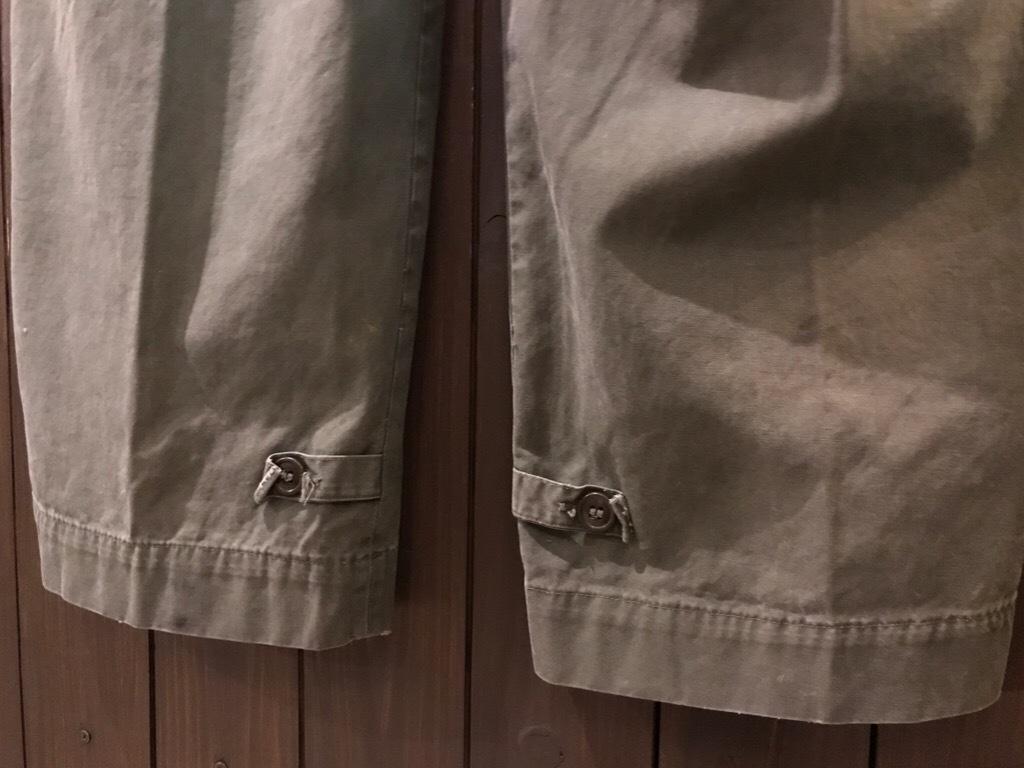 神戸店8/2(水)ヴィンテージ入荷! #1WWⅡ War Aid Jungle Pants! US.Army Item!!!_c0078587_15573864.jpg