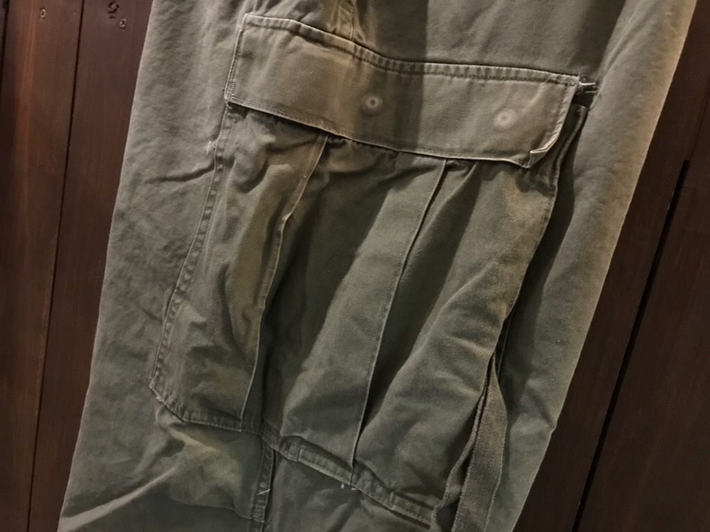神戸店8/2(水)ヴィンテージ入荷! #1WWⅡ War Aid Jungle Pants! US.Army Item!!!_c0078587_16020076.jpg