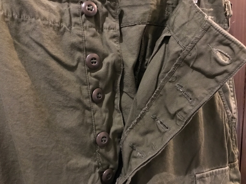 神戸店8/2(水)ヴィンテージ入荷! #1WWⅡ War Aid Jungle Pants! US.Army Item!!!_c0078587_16052425.jpg