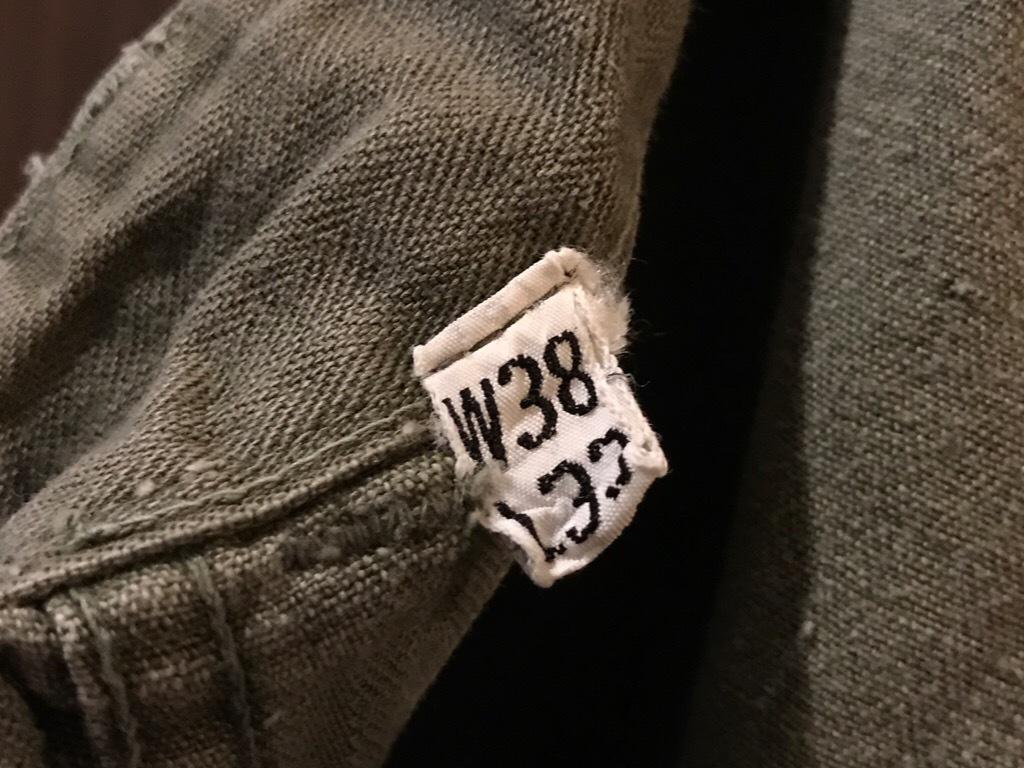 神戸店8/2(水)ヴィンテージ入荷! #1WWⅡ War Aid Jungle Pants! US.Army Item!!!_c0078587_16145923.jpg