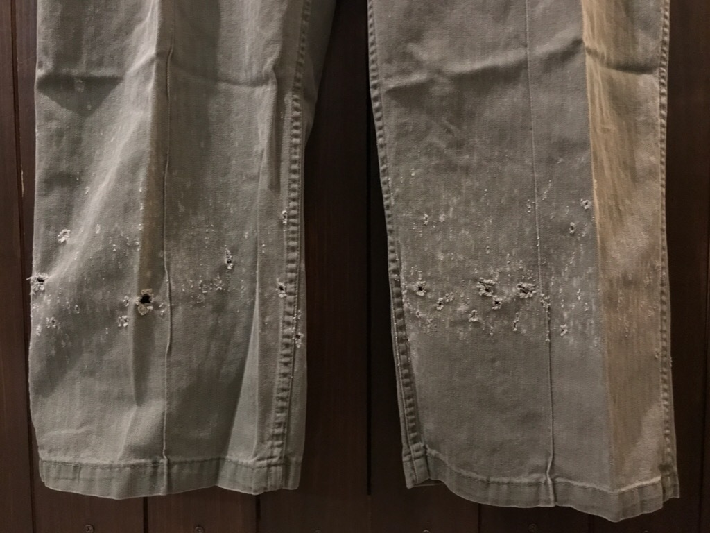 神戸店8/2(水)ヴィンテージ入荷! #1WWⅡ War Aid Jungle Pants! US.Army Item!!!_c0078587_16145929.jpg