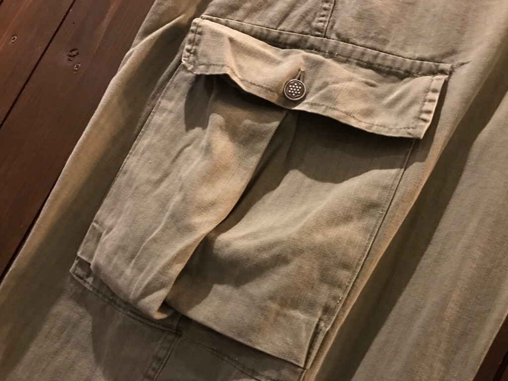 神戸店8/2(水)ヴィンテージ入荷! #1WWⅡ War Aid Jungle Pants! US.Army Item!!!_c0078587_16150001.jpg