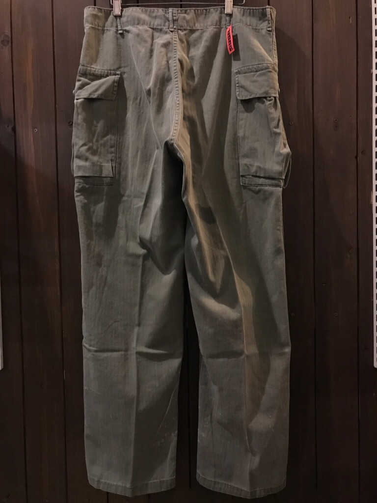 神戸店8/2(水)ヴィンテージ入荷! #1WWⅡ War Aid Jungle Pants! US.Army Item!!!_c0078587_16150104.jpg