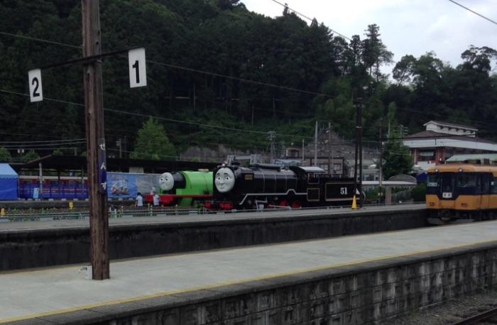 機関車トーマス_d0164691_19542657.jpg