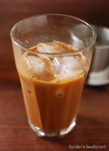 ベトナム式アイスコーヒー(チコリコーヒー)_b0253205_06451585.jpg