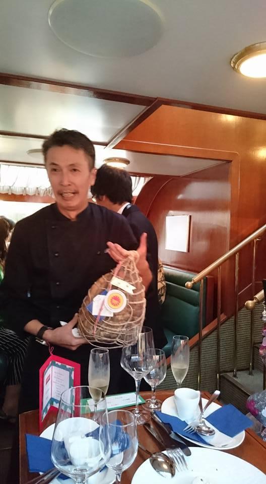 水上の宴〜イタリアワインフライト〜_a0126418_20051274.jpg