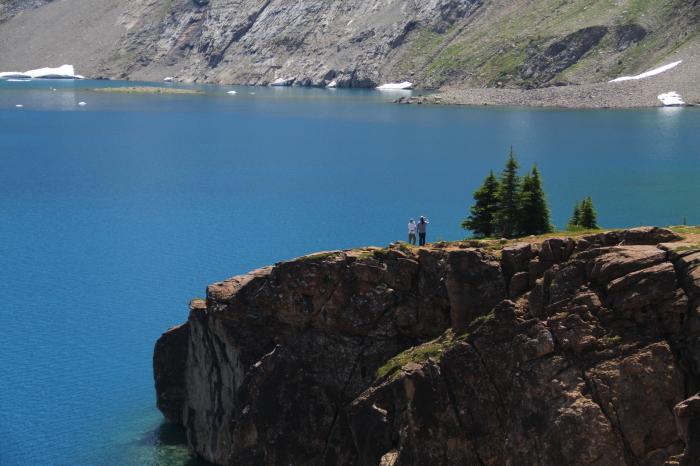 鈴木様 Lake O\'Hara と Shadow Lake Lodgeの旅_d0112928_16162268.jpg