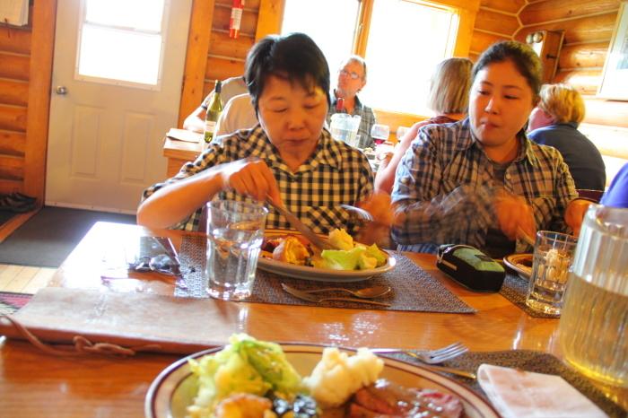 鈴木様 Lake O\'Hara と Shadow Lake Lodgeの旅_d0112928_17124718.jpg