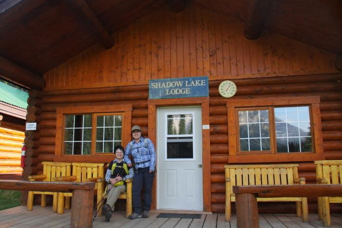 鈴木様 Lake O\'Hara と Shadow Lake Lodgeの旅_d0112928_17404124.jpg